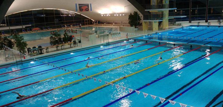 Stadionbad Hannover Schwimmer